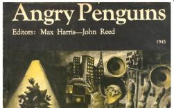 Angry Penguins, no. 8, December 1945, with cover by Albert Tucker, Heide Museum of Modern Art Archive
